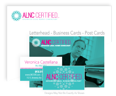 ALNC Marketing Tool Kit for Legal Nurses