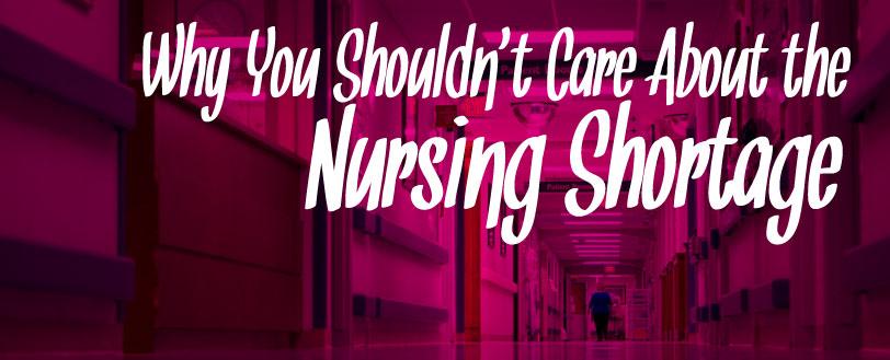 Legal Nurse News: Nursing Shortage